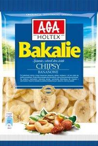 Chipsy Bananowe 80 g