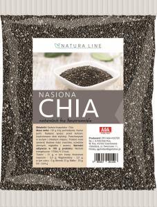 Nasiona Chia 120g