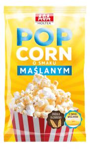 Popcorn maślany 90g